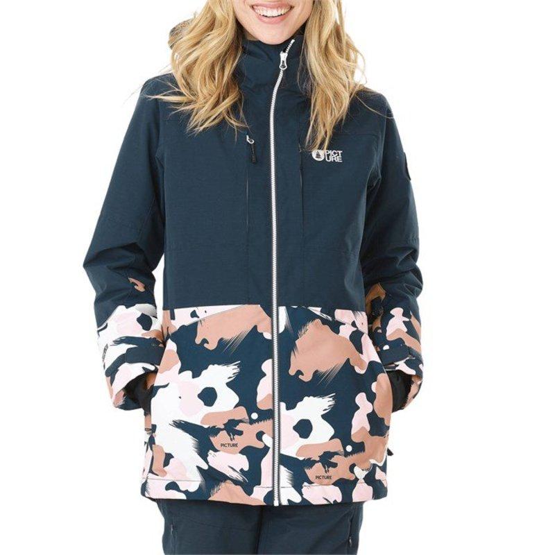 ピクチャー オーガニック レディース ジャケット・ブルゾン アウター Picture Organic Apply Jacket - Women's Dark Blue
