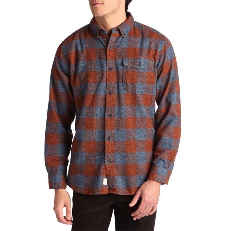 ウール リッチ メンズ シャツ トップス Woolrich Twisted Rich II Flannel Shirt Maple Bark