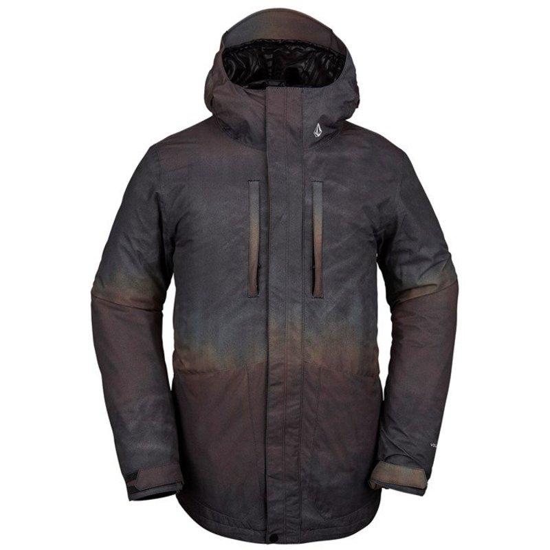 ボルコム メンズ ジャケット・ブルゾン アウター Volcom Slyly Insulated Jacket Brown