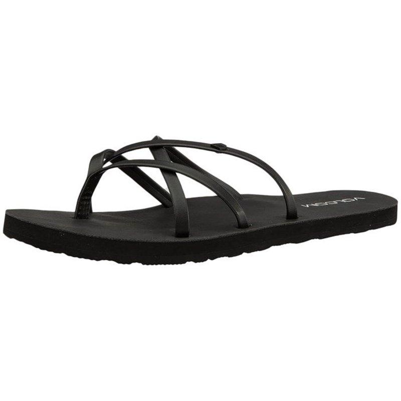 ボルコム レディース サンダル シューズ Volcom New School II Sandals - Women's Blackout