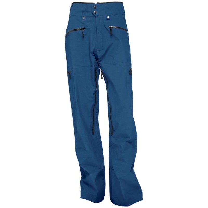 ノローナ メンズ カジュアルパンツ ボトムス Norrona Tamok GORE-TEX Pants Beyond Blue
