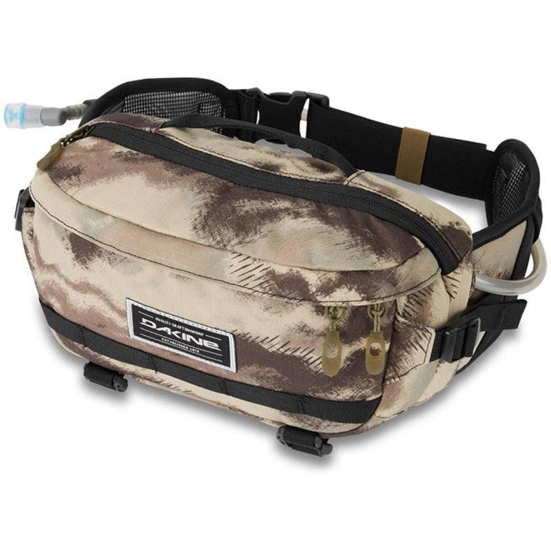 ダカイン メンズ ボディバッグ・ウエストポーチ バッグ Dakine Hot Laps 5L Waist Bag Ashcroft Camo