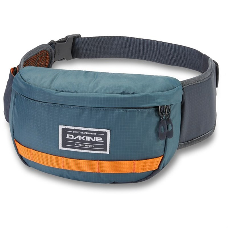 ダカイン メンズ ボディバッグ・ウエストポーチ バッグ Dakine Hot Laps 2L Waist Bag Slate Blue
