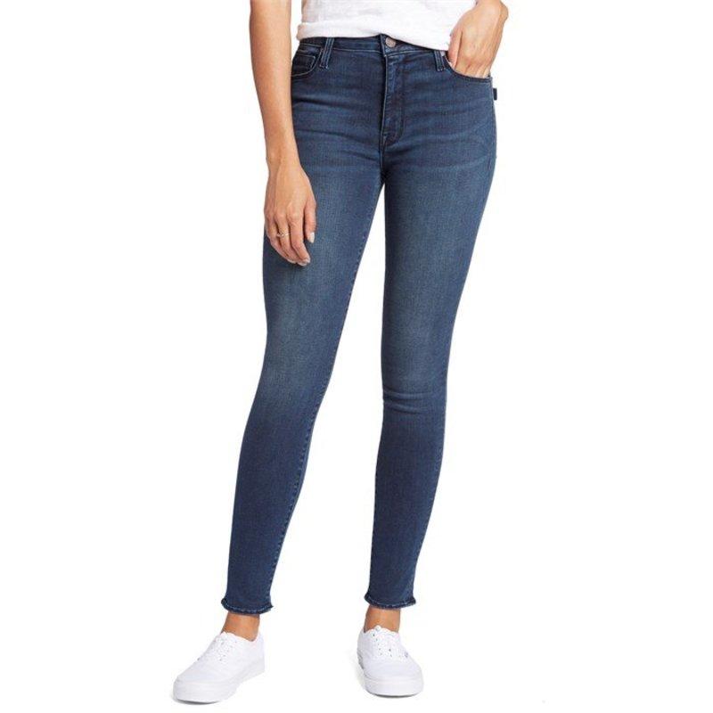 パーカースミス レディース カジュアルパンツ ボトムス Parker Smith Bombshell Skinny Jeans - Women's Deep Sea
