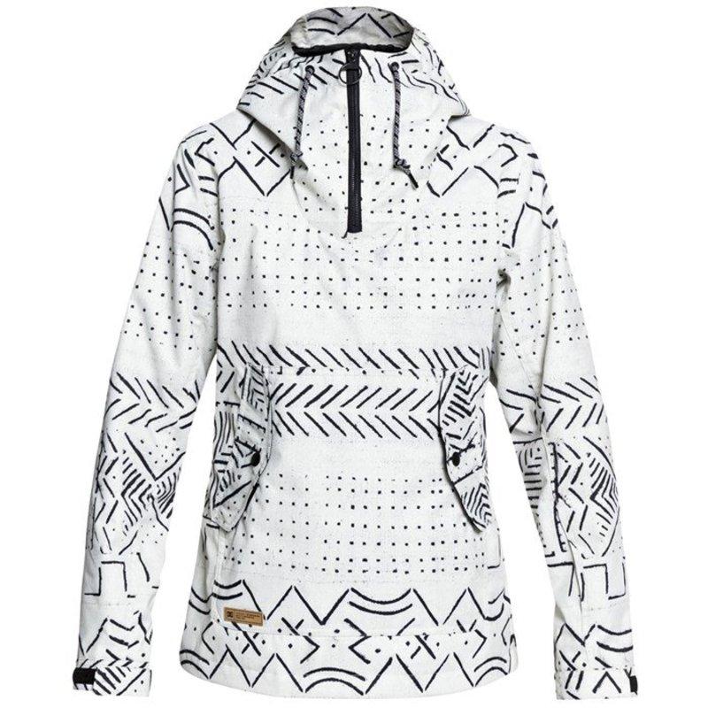 ディーシー レディース ジャケット・ブルゾン アウター DC Skyline Jacket - Women's Silver Birch Mud Cloth