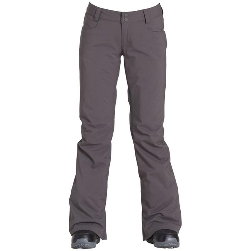 ビラボン レディース カジュアルパンツ ボトムス Billabong Terry Stretch Pants - Women's Iron