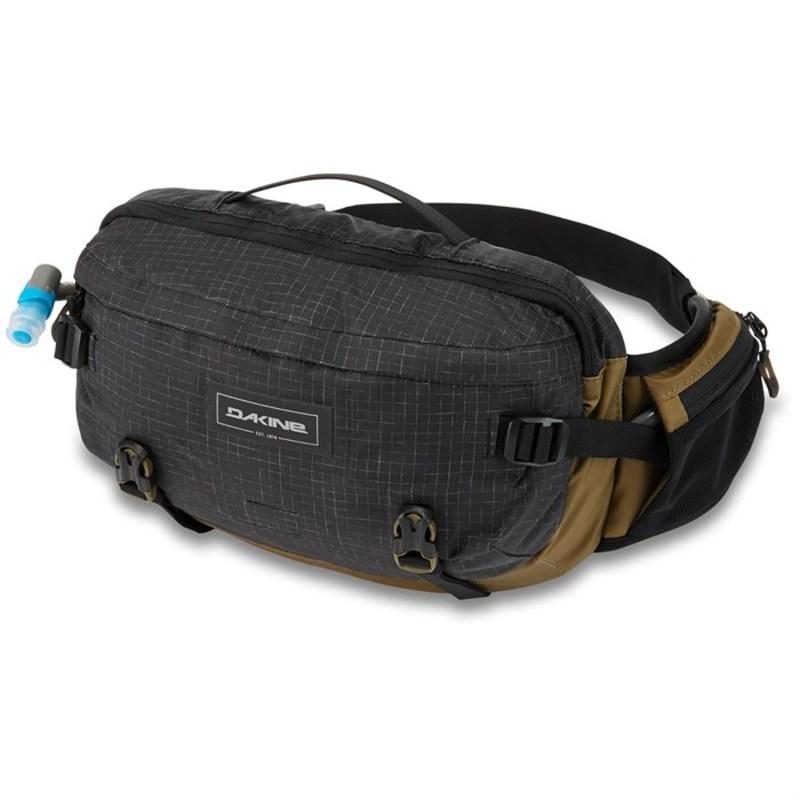 ダカイン メンズ ボディバッグ・ウエストポーチ バッグ Dakine Seeker 6L Hydration Hip Pack Black