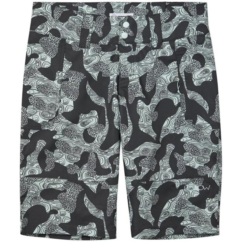 フライロー レディース ハーフパンツ・ショーツ ボトムス Flylow Eleanor Shorts - Women's Patina (print)