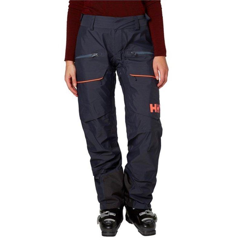 ヘリーハンセン レディース カジュアルパンツ ボトムス Helly Hansen Aurora Shell Pants - Women's Graphite Blue