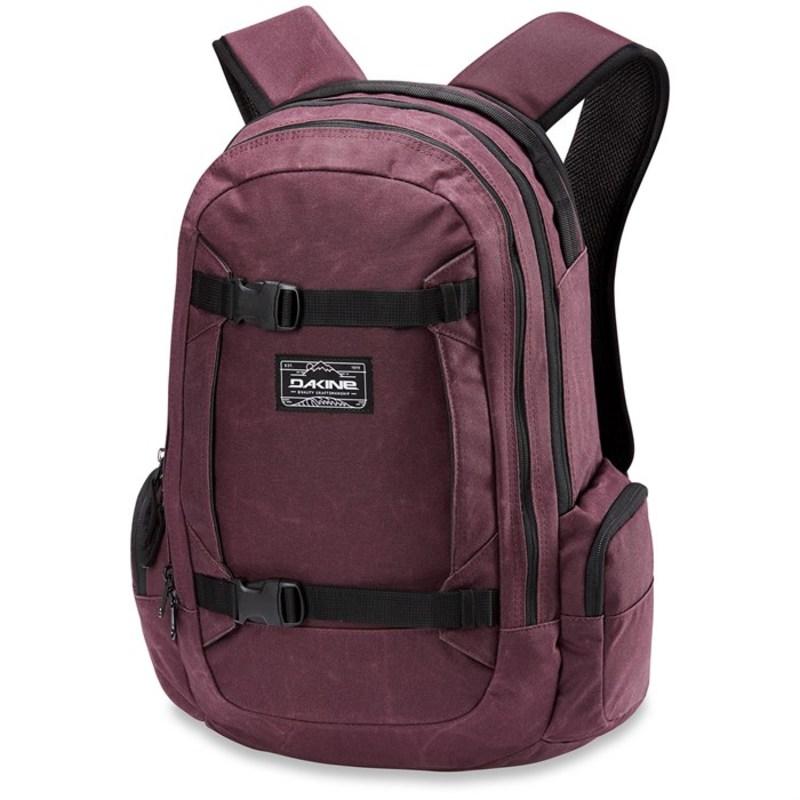 ダカイン メンズ バックパック・リュックサック バッグ Mission 25L Backpack Plum Shadow