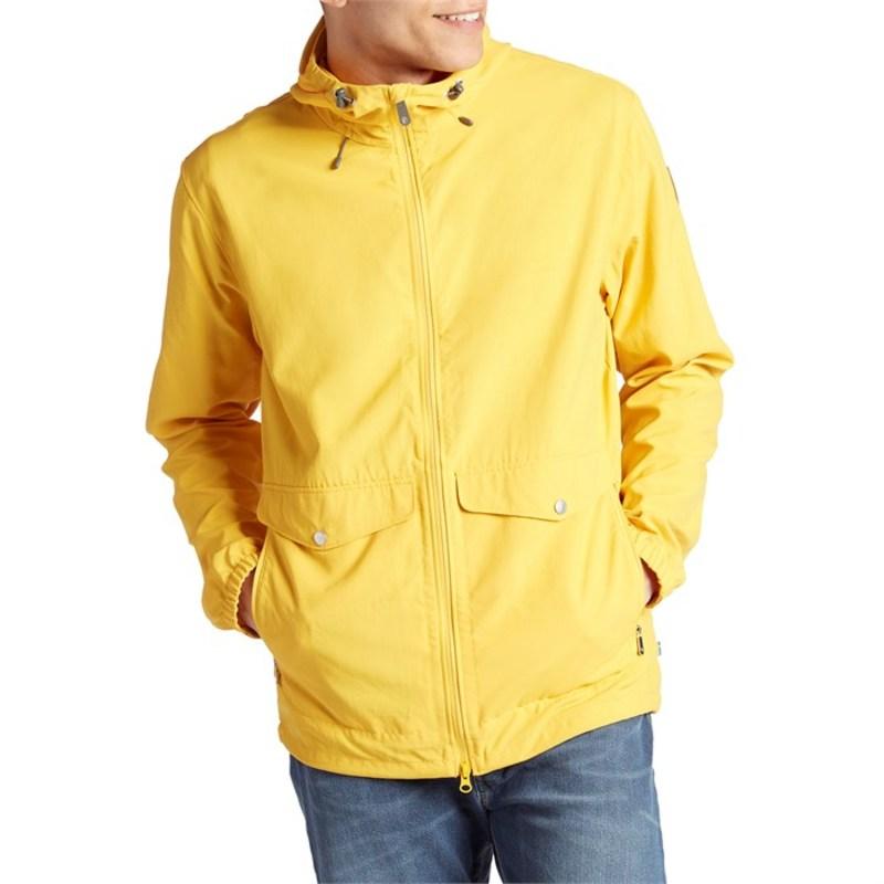 フェールラーベン メンズ ジャケット・ブルゾン アウター Greenland Wind Jacket Dandelion