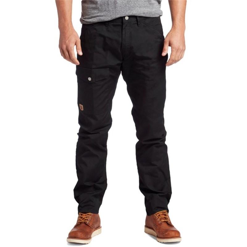 フェールラーベン メンズ カジュアルパンツ ボトムス Fj?llr?ven Greenland Jeans Black