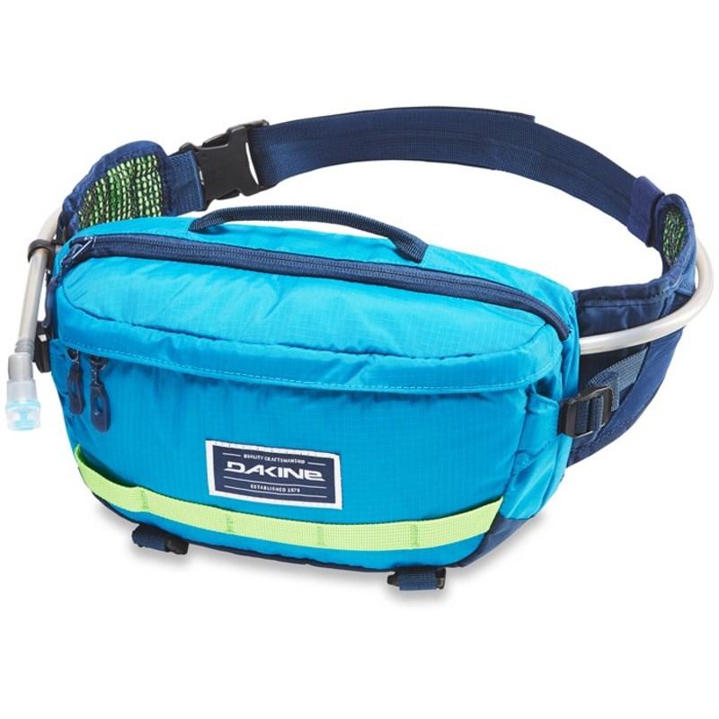 ダカイン メンズ ボディバッグ・ウエストポーチ バッグ Hot Laps 5L Waist Bag Blue Rock