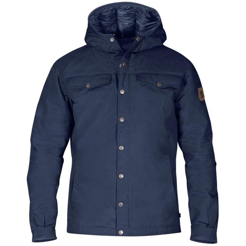 フェールラーベン Down Sky メンズ Jacket ジャケット・ブルゾン アウター Greenland No. 1 Down Jacket Night Sky, お供え供養品の『祈心伝心』:66bfd43b --- vzdynamic.com