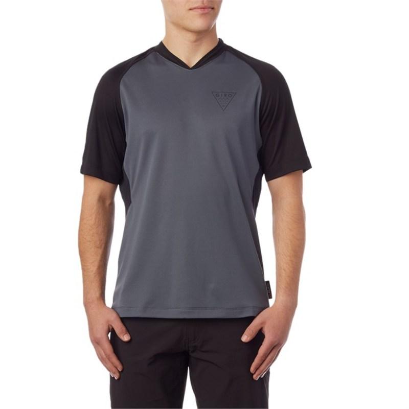 ジロ メンズ Tシャツ トップス Xar Jersey Charcoal