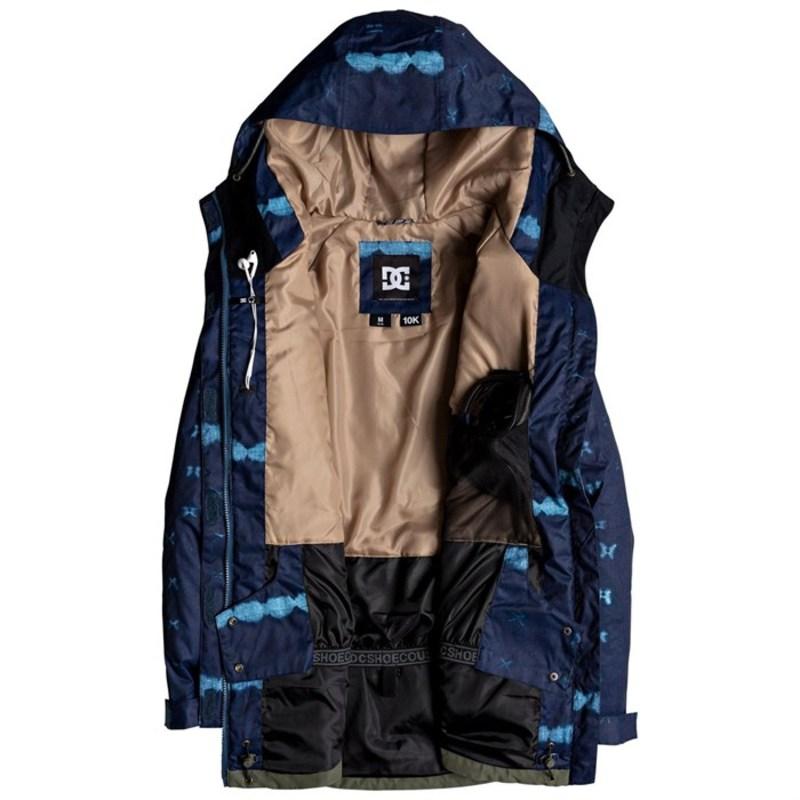 ディーシー レディース ジャケット・ブルゾン アウター Riji JacketWomen's Dark Blue Mud Cloth BreECBdoQxW