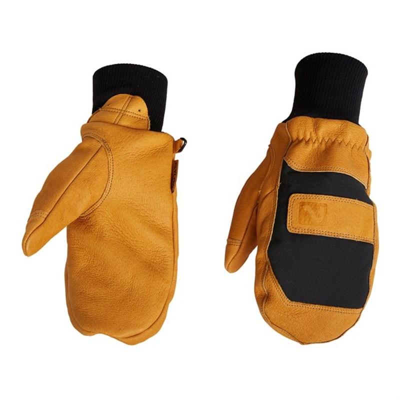 フライロー メンズ 手袋 アクセサリー Unicorn Mitts Black