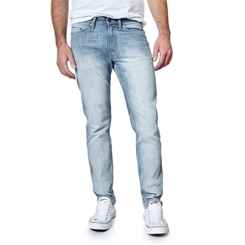 DU/ER メンズ カジュアルパンツ ボトムス L2X Slim Fit Jeans Super Bleach
