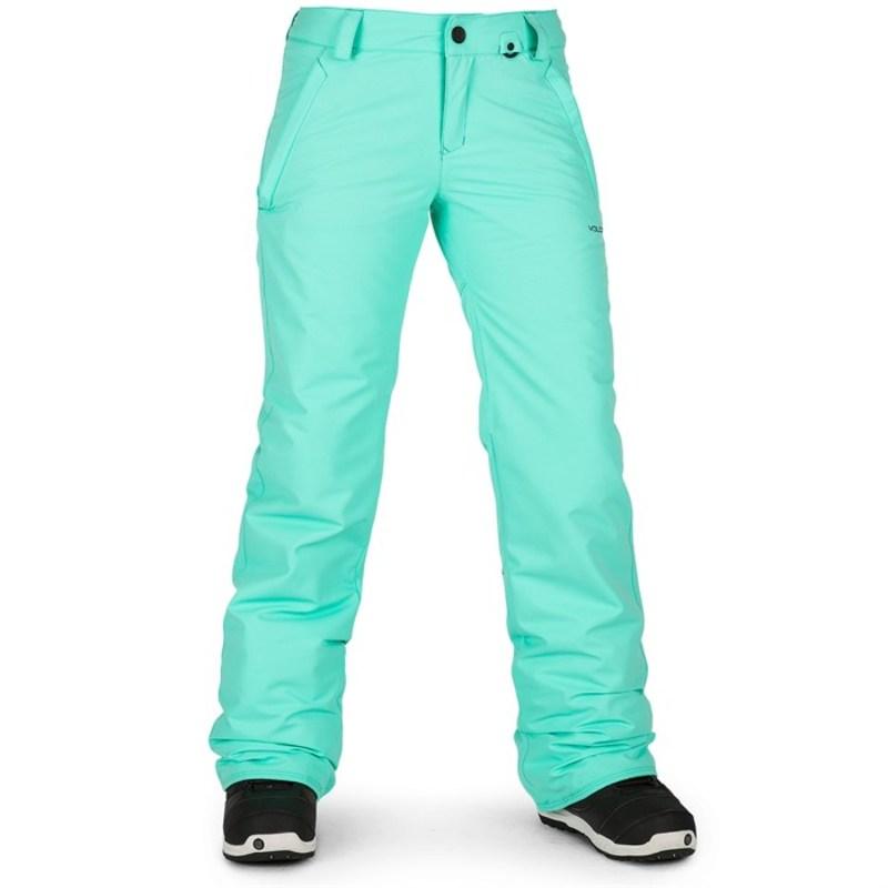 ボルコム レディース カジュアルパンツ ボトムス Volcom Frochickie Insulated Pants - Women's Jade