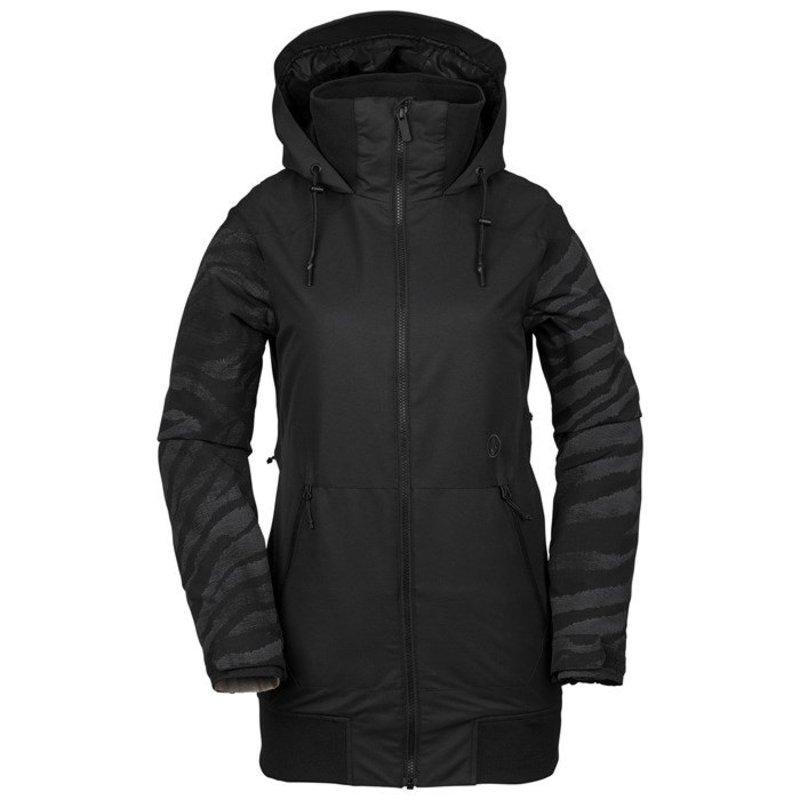 ボルコム レディース ジャケット・ブルゾン アウター Volcom Meadow Insulated Jacket - Women's Black