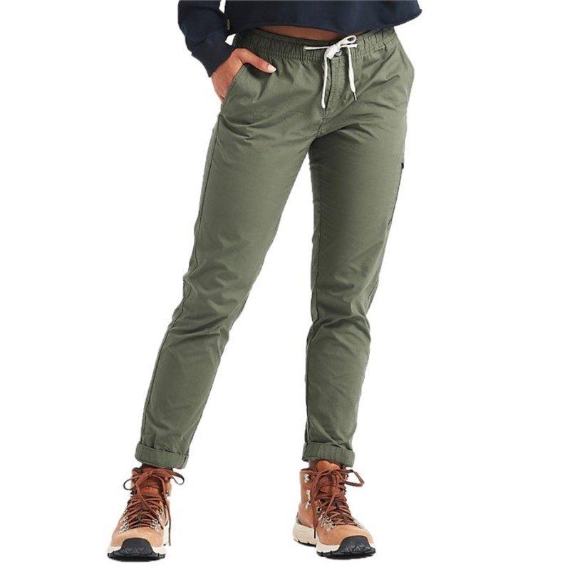 ビュオーリ レディース カジュアルパンツ ボトムス Vuori Ripstop Pants - Women's Army