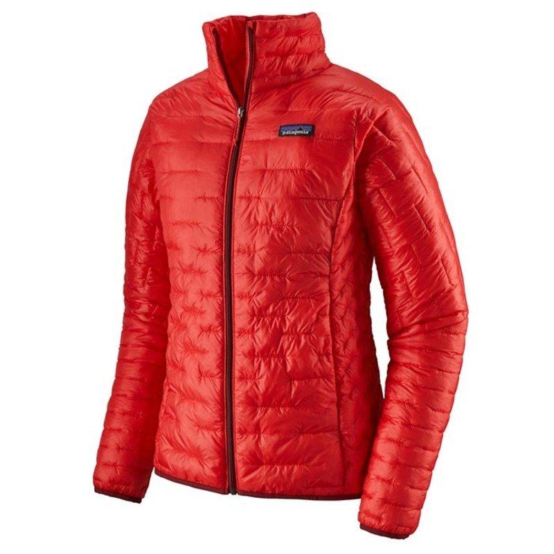 パタゴニア レディース ジャケット・ブルゾン アウター Patagonia Micro Puff Jacket - Women's Catalan Coral