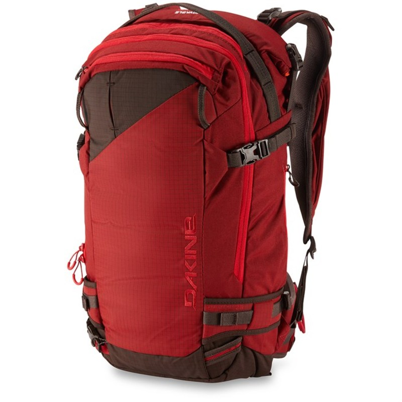 ダカイン メンズ バックパック・リュックサック バッグ Dakine Poacher RAS 26L Backpack Deep Red