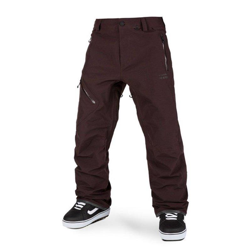 ボルコム メンズ カジュアルパンツ ボトムス Volcom L GORE-TEX Pants Black Red