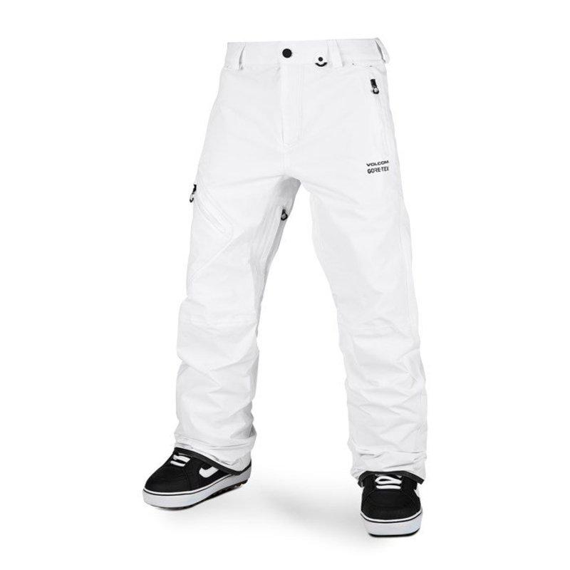 ボルコム メンズ カジュアルパンツ ボトムス Volcom L GORE-TEX Pants White