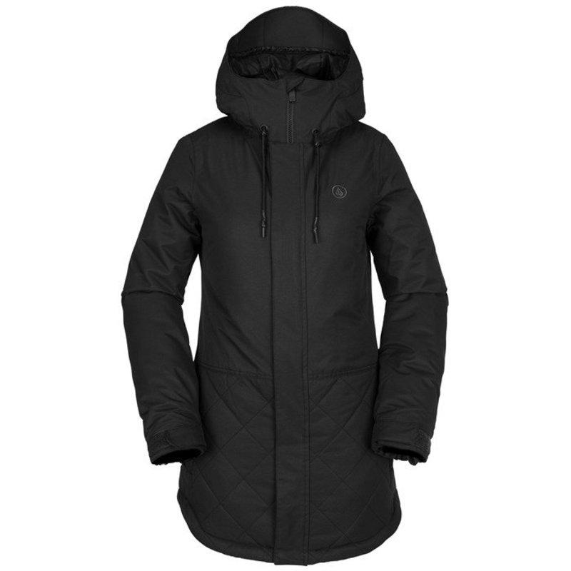 ボルコム レディース ジャケット・ブルゾン アウター Volcom Winrose Insulated Jacket - Women's Black