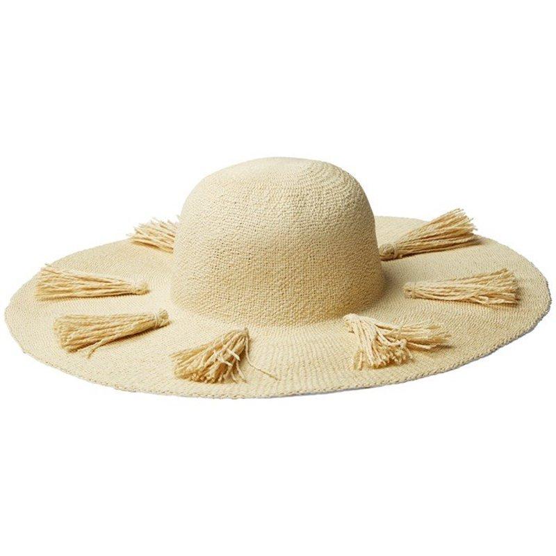 エルスペース レディース 帽子 アクセサリー L*Space Beach Weekend Hat - Women's Natural