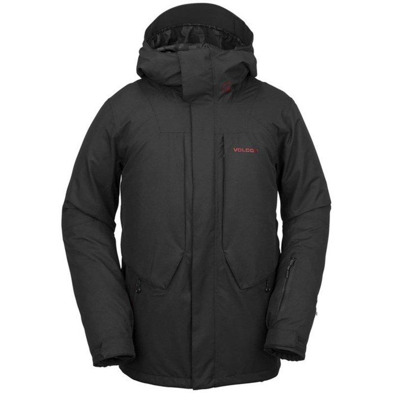 ボルコム メンズ ジャケット・ブルゾン アウター Volcom Anders 2L TDS Jacket Black