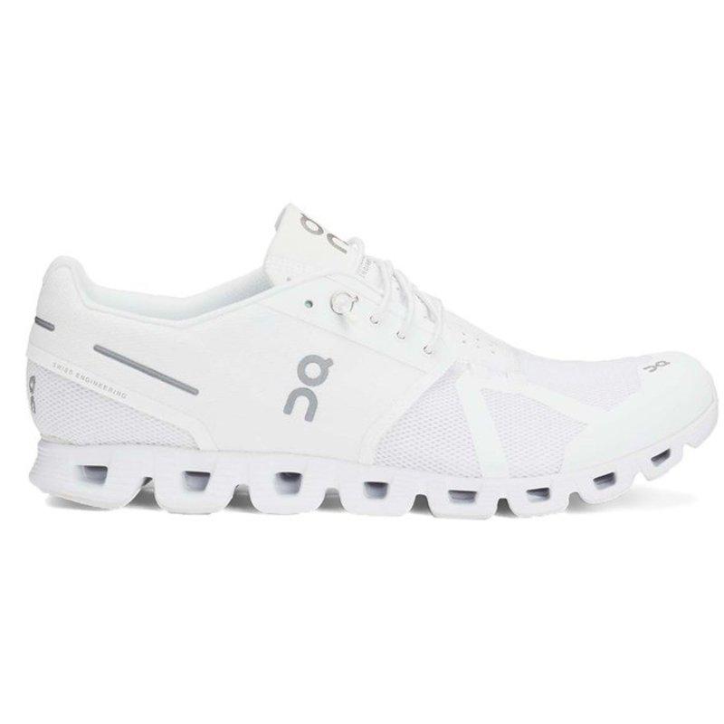 オンジー レディース スニーカー シューズ On Cloud Running Shoes - Women's All White
