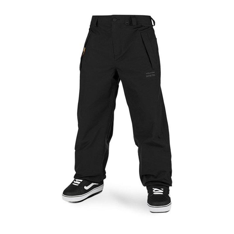 ボルコム メンズ カジュアルパンツ ボトムス Volcom Longo GORE-TEX Pants Black