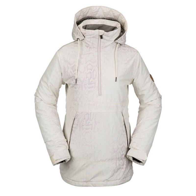 ボルコム レディース ジャケット・ブルゾン アウター Volcom Fern Insulated GORE-TEX Pullover Jacket - Women's Bone Snake