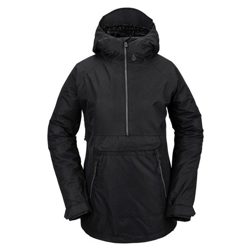 ボルコム レディース ジャケット・ブルゾン アウター Volcom Mirror Pullover Jacket - Women's Black
