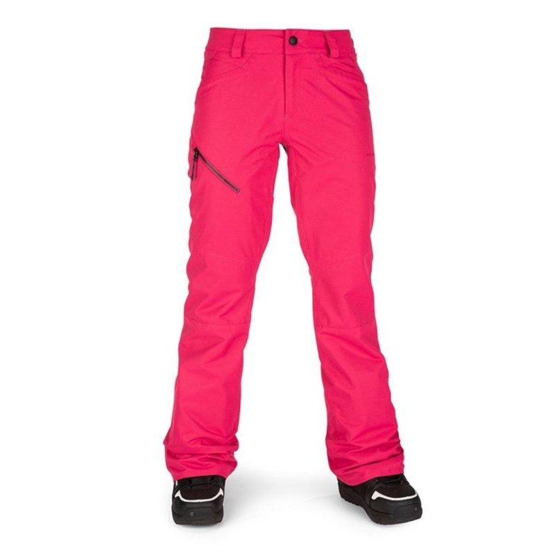 ボルコム レディース カジュアルパンツ ボトムス Volcom Hallen Pants - Women's Magenta