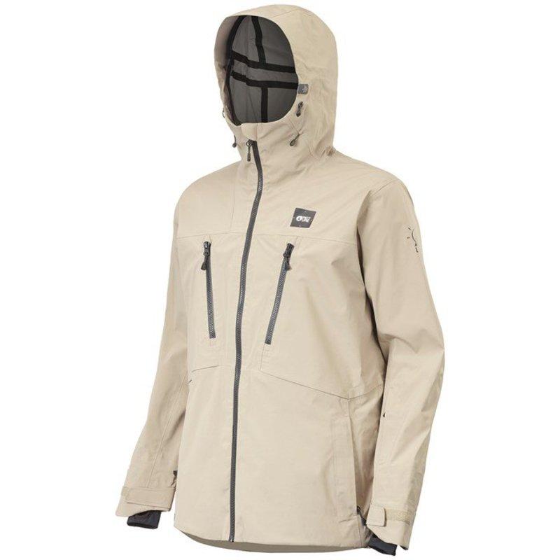 送料無料 未使用品 サイズ交換無料 ピクチャー オーガニック メンズ アウター ジャケット Stone Picture Demain Organic 内祝い ブルゾン Jacket