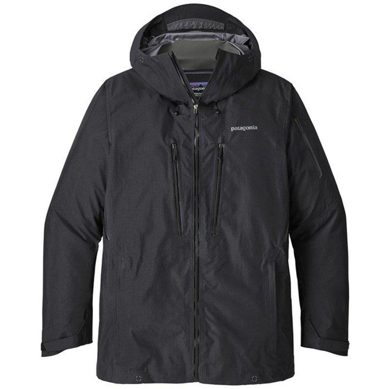 パタゴニア メンズ ジャケット・ブルゾン アウター Patagonia PowSlayer Jacket Black