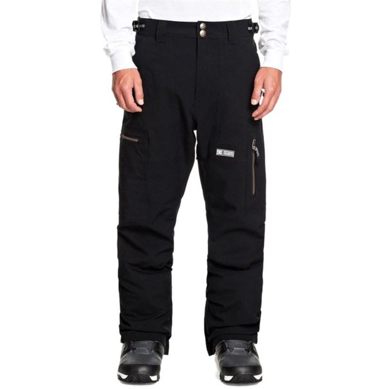 ディーシー メンズ カジュアルパンツ ボトムス DC Division Pants Black