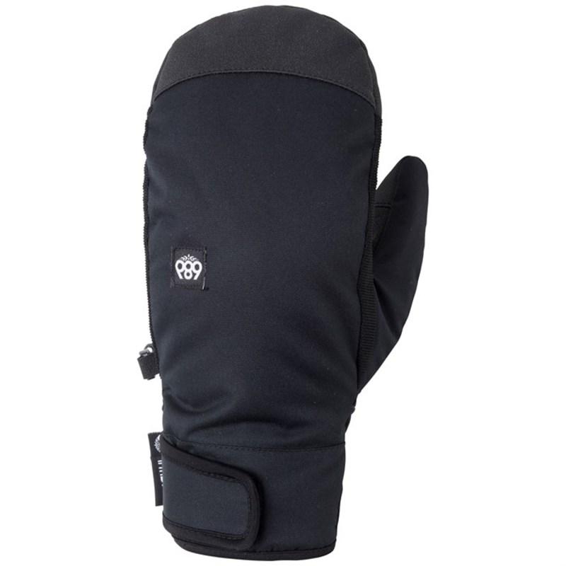 シックスエイトシックス メンズ 手袋 アクセサリー 686 Mountain Mittens Black