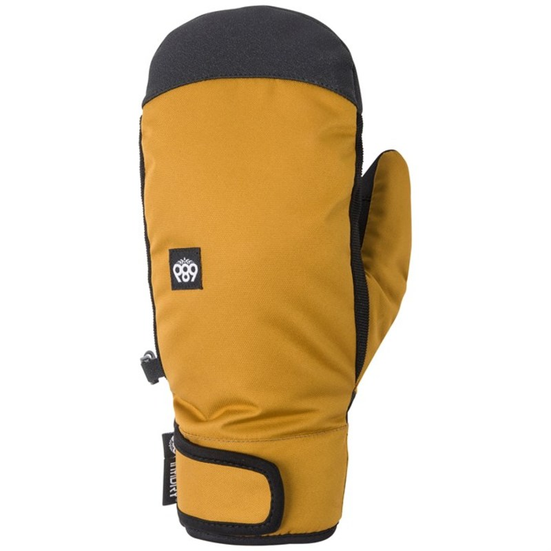 シックスエイトシックス メンズ 手袋 アクセサリー 686 Mountain Mittens Golden Brown