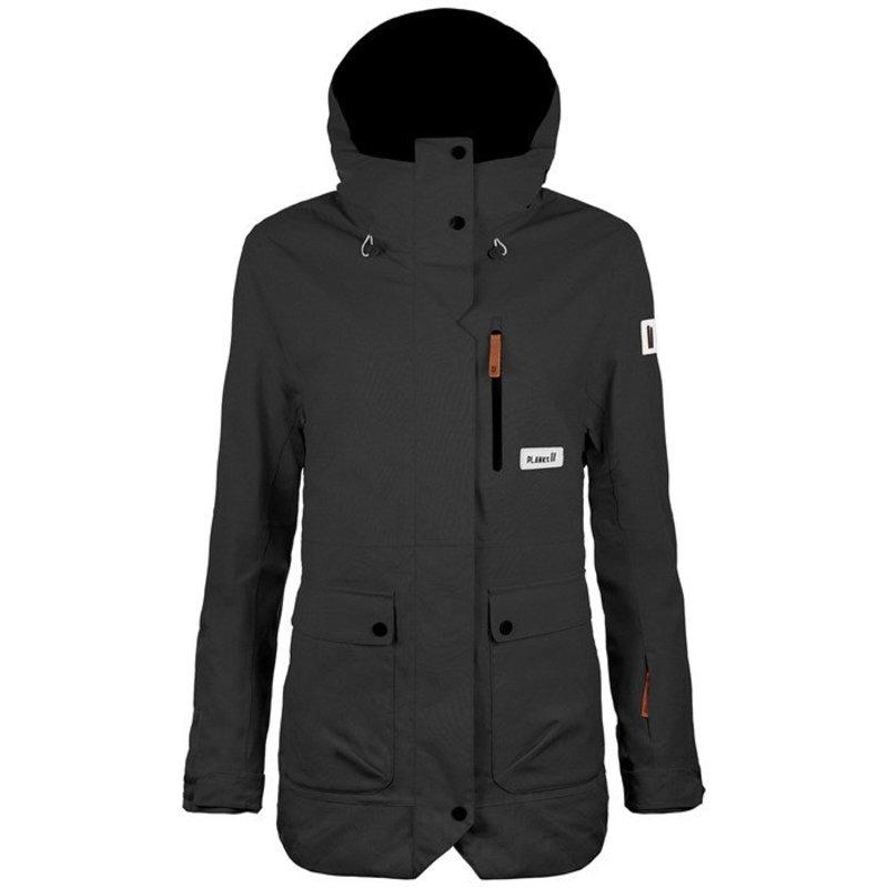 プランクス レディース ジャケット・ブルゾン アウター Planks Clothing All-Time Insulated Jacket - Women's Black
