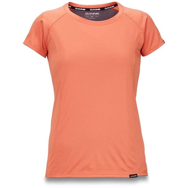 ダカイン レディース Tシャツ トップス Dakine Faye S/S Jersey - Women's Papaya