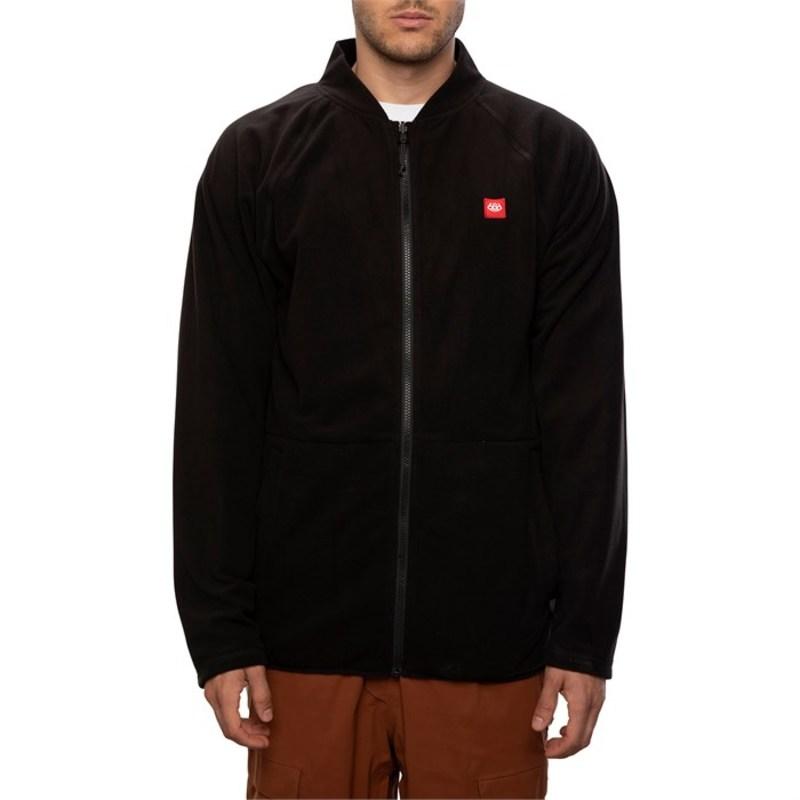 送料無料 人気商品 サイズ交換無料 シックスエイトシックス メンズ アウター ジャケット ブルゾン Black お気に入り Complete 686 5-In-1 SMARTY Jacket