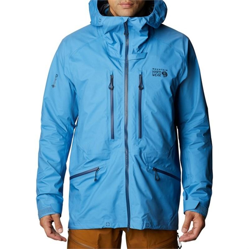 マウンテンハードウェア メンズ ジャケット・ブルゾン アウター Mountain Hardwear The Viv GORE-TEX Pro Jacket Deep Lake