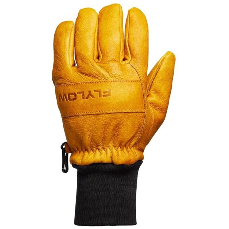 送料無料 サイズ交換無料 現金特価 フライロー メンズ アクセサリー Natural マート Gloves Flylow Ridge 手袋