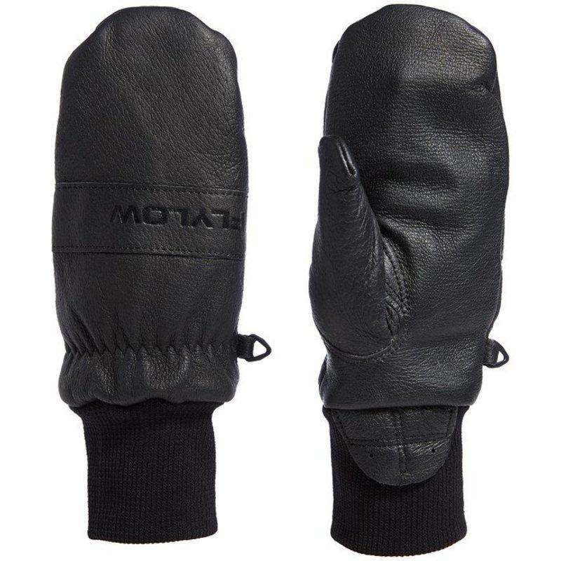 送料無料 サイズ交換無料 フライロー メンズ アクセサリー Oven Mitts 低価格 Flylow Black 手袋 セール商品