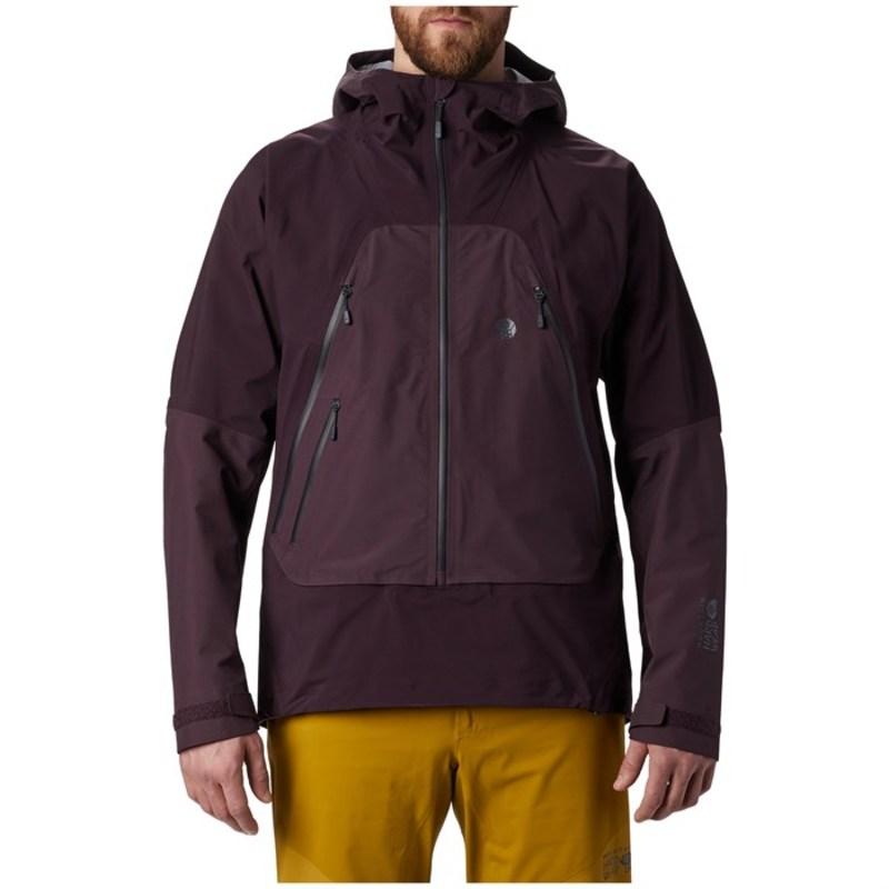 送料無料 授与 サイズ交換無料 マウンテンハードウェア メンズ アウター 代引き不可 ジャケット ブルゾン Darkest Dawn Jacket Exposure High GORE-TEX Mountain Hardwear Anorak C-Knit