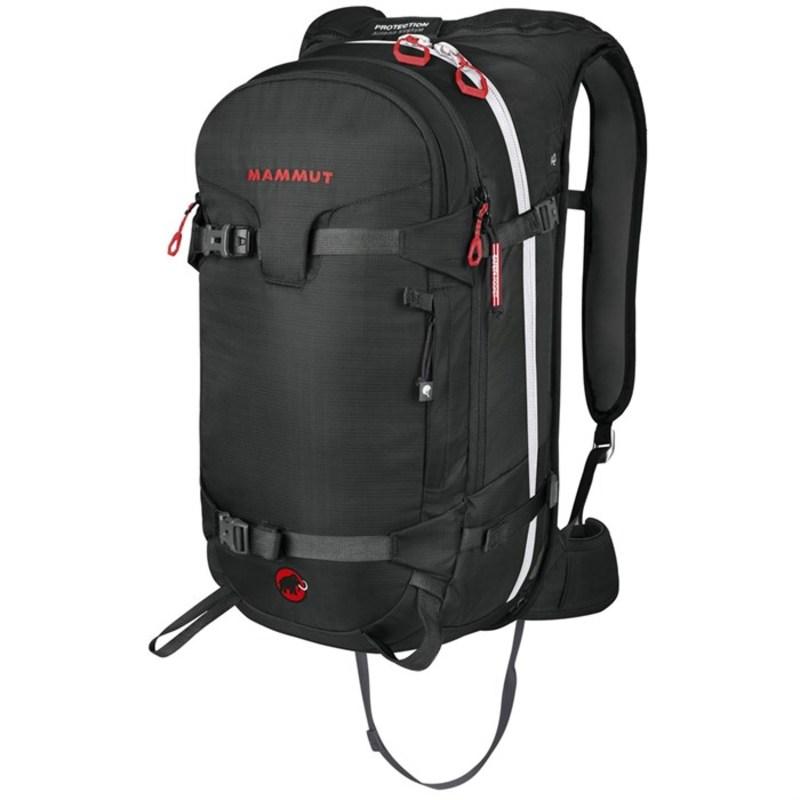 マムート メンズ バックパック・リュックサック バッグ Ride Protection Airbag 3.0 Backpack (Set with Airbag) Black